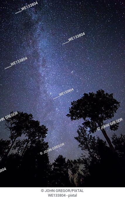 Milky Way, Minnesota