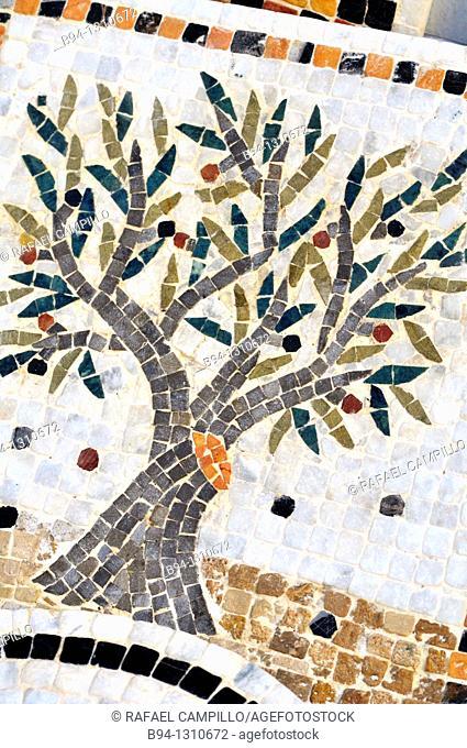Souvenirs. Sidi Bou Said, town in northern of Tunisia
