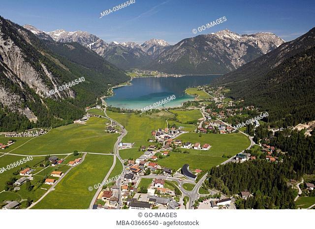 Maurach at the Achensee