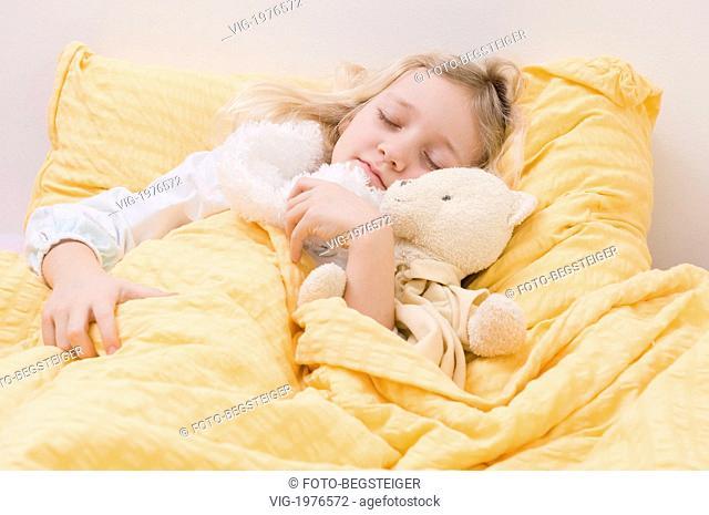 , 09.02.2010, girl sleeping - 09/02/2010