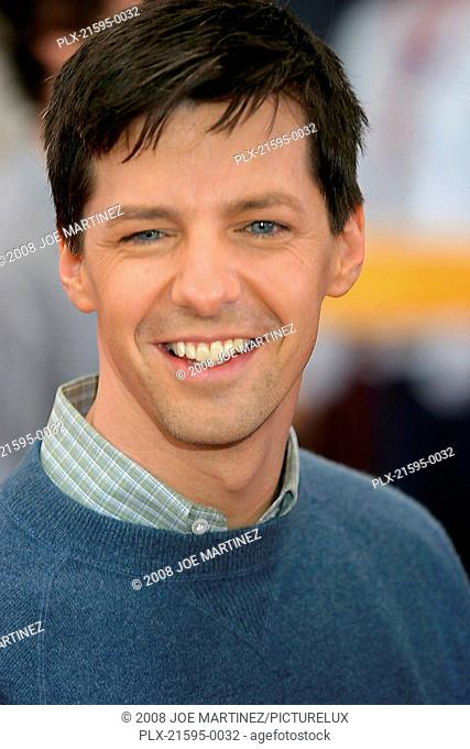 Dr. Seuss's: The Cat in the Hat Premiere 11-8-03 Sean Hayes Photo By Joe Martinez
