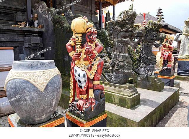 Pura Ulun Danu Batur, Bali, Indonesia
