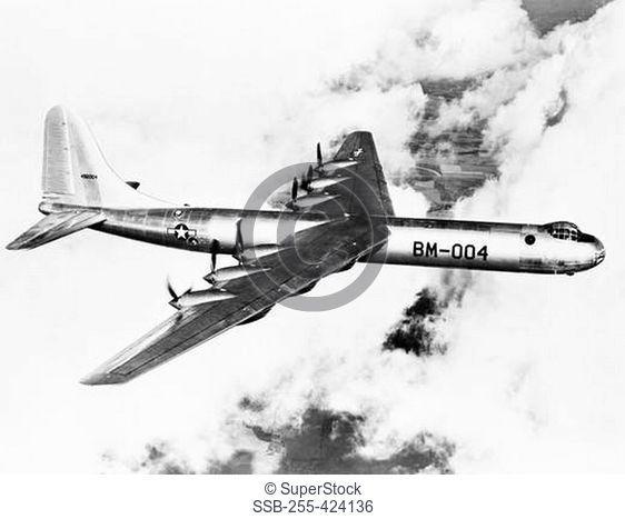 Worlds largest bomber plane