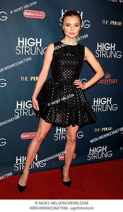 Premiere of Paladin's 'High Strung' at TCL Chinese Theatre - Arrivals Featuring: Izabella Miko Where: Los Angeles, California