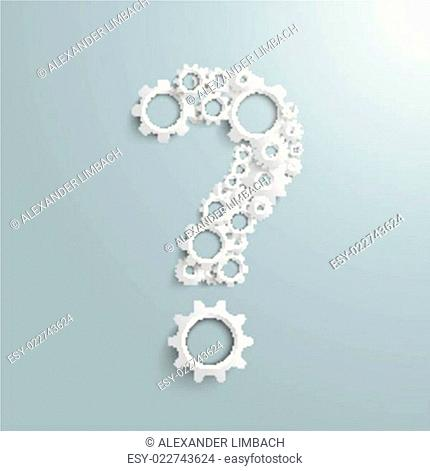 Big Question Gears
