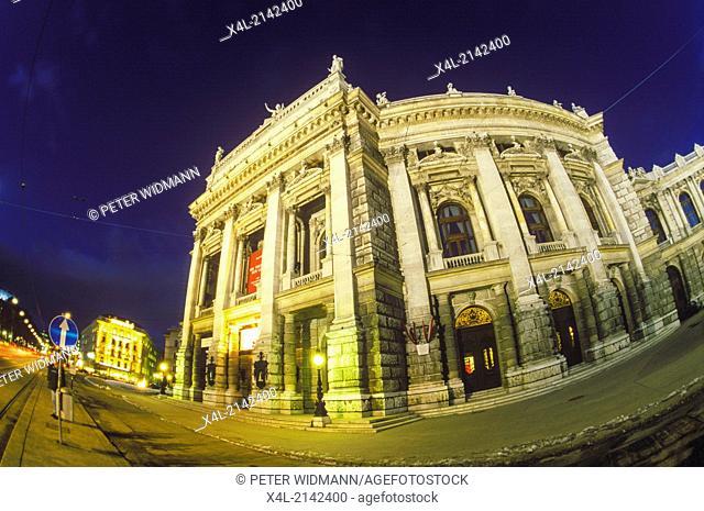 """theatre """"""""Burgtheater"""""""", Austria, Vienna"""