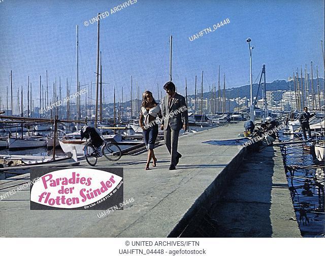 Paradies der flotten Sünder, Deutschland 1968, Karl Spiehs, Roy Black, Christiane Krüger