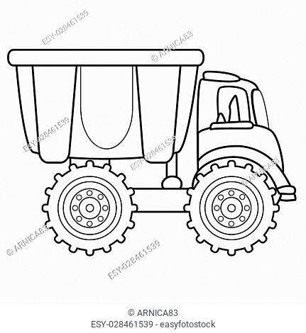 Hydraulic Dump Body