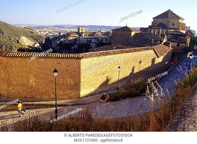 Carmelitas convent / CUENCA / Castilla La Mancha / Spain