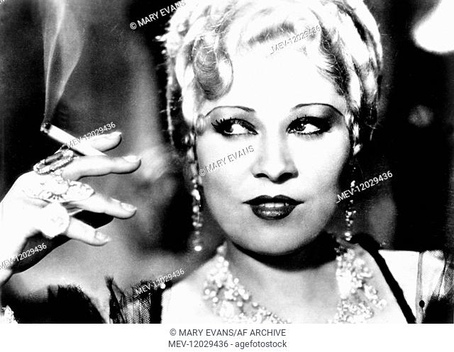 Mae West Characters: Lady Lou Film: She Done Him Wrong (1936) Director: Lowell Sherman 27 January 1933