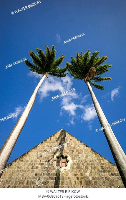 St. Kitts and Nevis, St. Kitts, Middle Island, St. Thomas Church