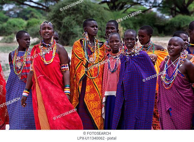 Masai, African, Maasai, Kenya, Amboseli, Nilote, Africa