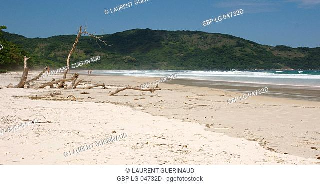 Landscape, Nature, Ilha Grande, Rio de Janeiro, Brazil