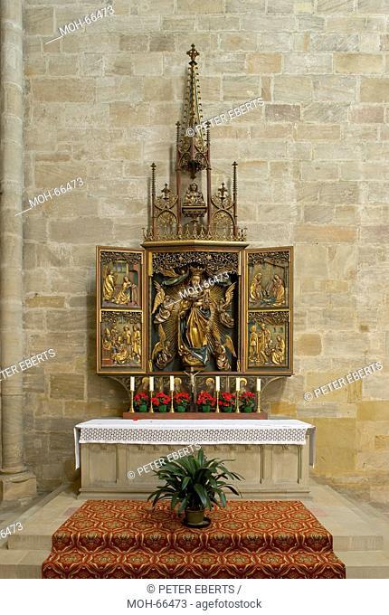 Mühlhausener Altar, Ende des 15. Jh