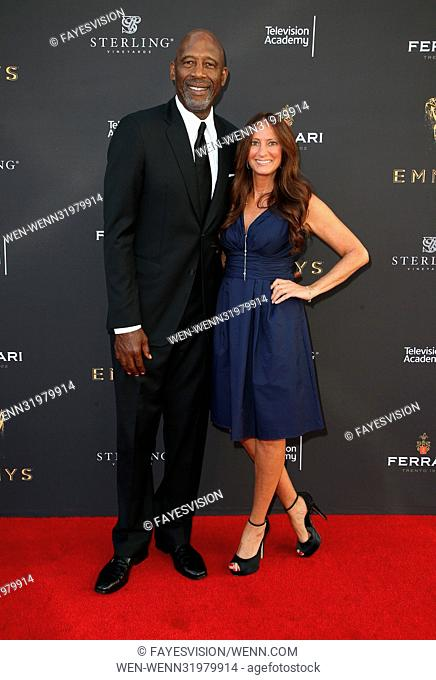 69th Los Angeles Area Emmy Awards Featuring: James Worthy, Guest Where: Los Angeles, California, United States When: 23 Jul 2017 Credit: FayesVision/WENN