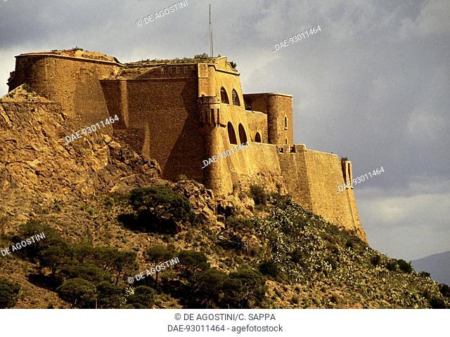 Santa Cruz Fortress (16th-17th century), Oran, Algeria
