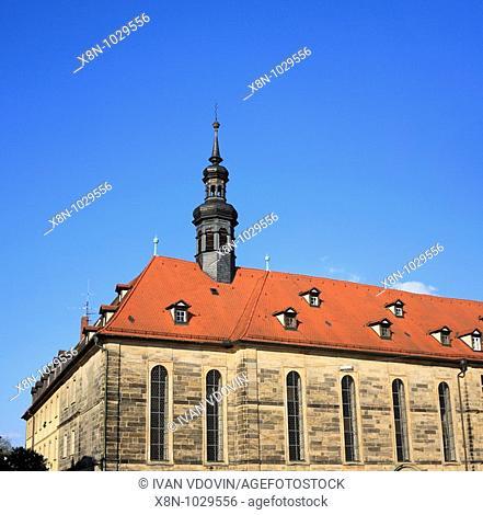Bamberg, UNESCO World Heritage site, Bavaria Upper Franconia, Germany