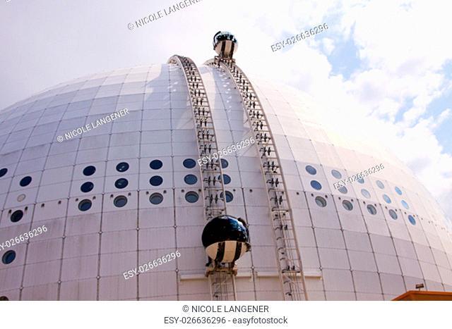 stockholm ericsson globe