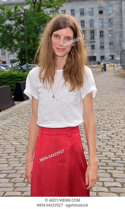 Campaign Launch of The New Douglas with Cara Delevingne at E-Werk, Berlin, Germany. Featuring: Luca Gajdus Where: Berlin