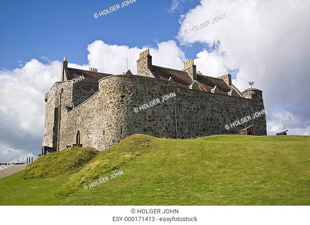Duart Castle auf der Isle of Mull