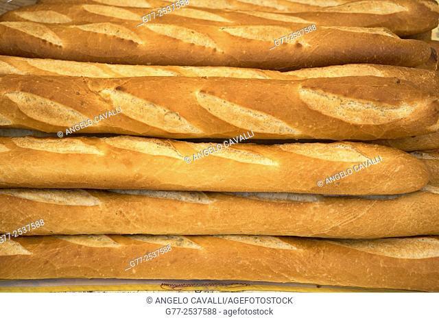 Bread. Arles, Provence, France