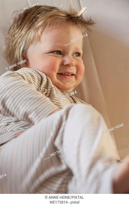 Boy portrait. Germany