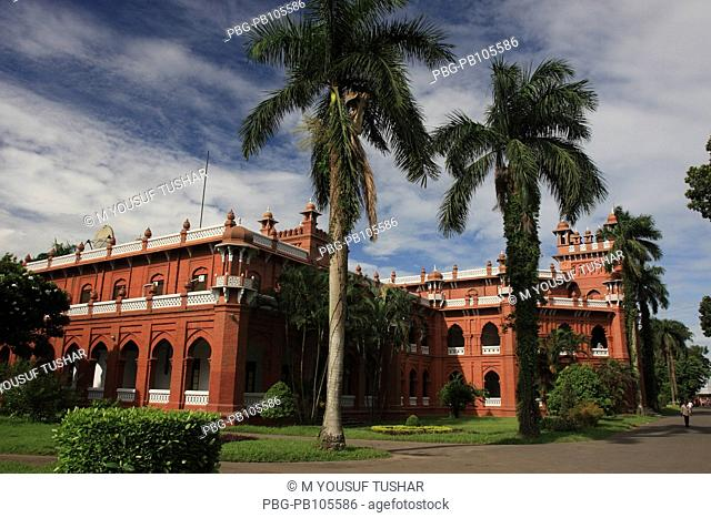 Curzon Hall of Dhaka University Curzon Hall was built to be a town hall, and named after Lord Curzon, the Viceroy of India