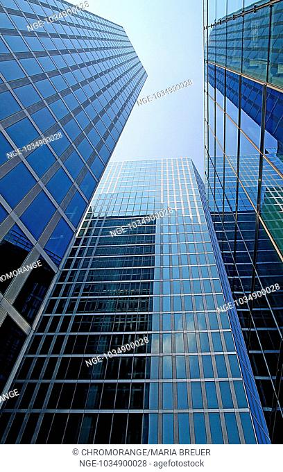 Highlight Towers, Munich, Bavaria, Germany