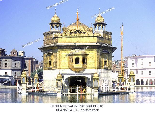 Golden Temple , Amritsar , Punjab , India
