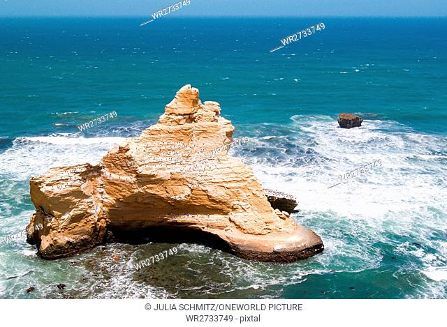 Peru, Paracas Nature Reserve, Islas Ballestas