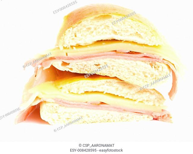 ham and cheese bread