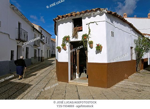 Urban view, Los Marines, Huelva-province, Spain