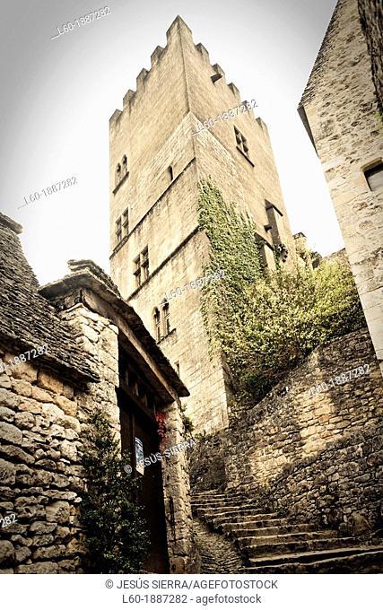Beynac-et-Cazenac, Perigord, Dordogne, France