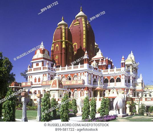Birla Temple, New Delhi, India