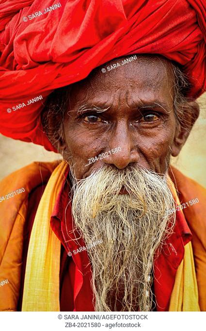 Shadu, Varanasi, Benares, Uttar Pradesh, India, Asia
