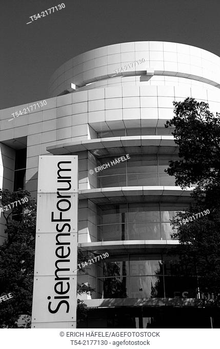 The Siemens Forum in Munich