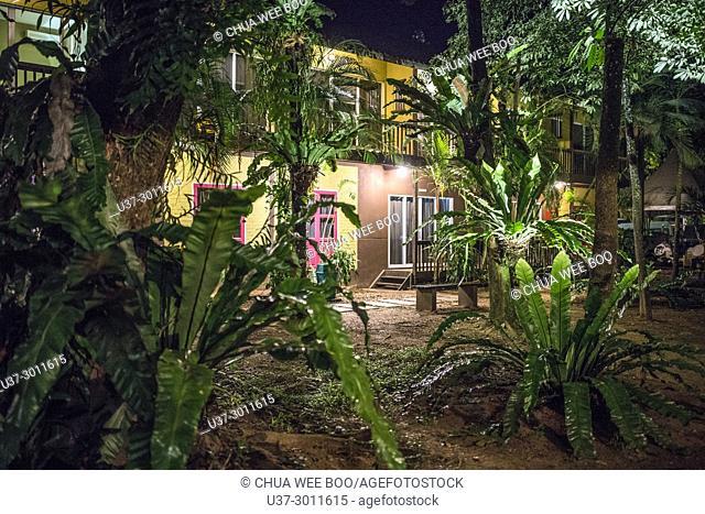 Sematan Palm Beach Resort, Sematan, Sarawak, Malaysia