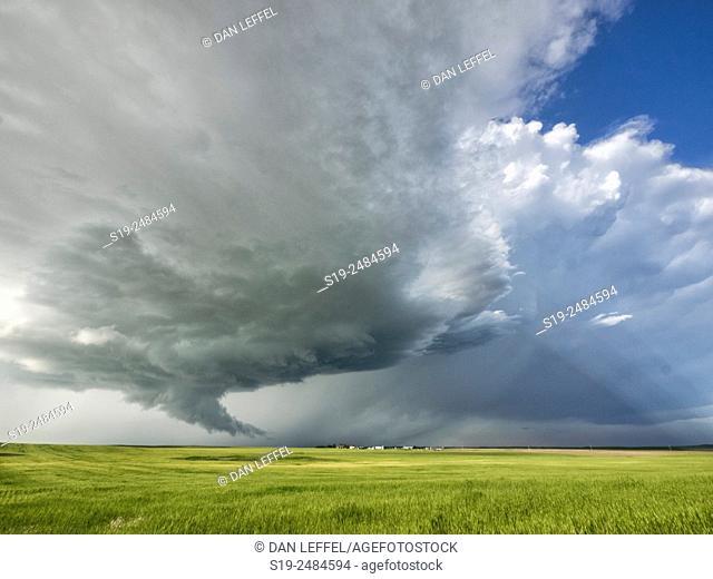 South Dakota Storm Chasing