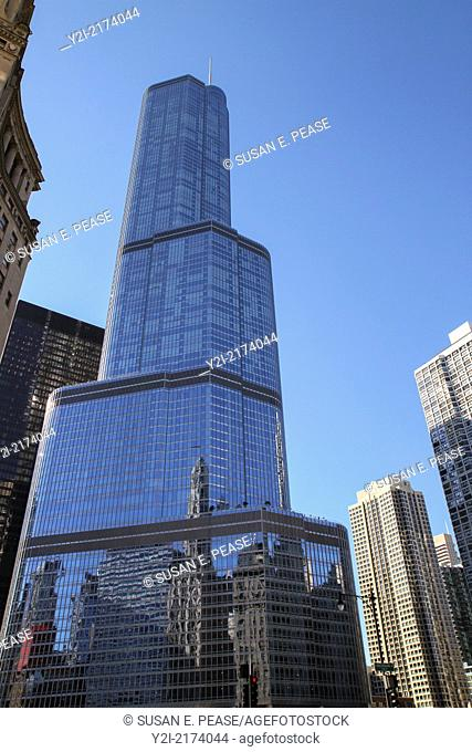 Trump International Hotel and Tower, Chicago, Illinois
