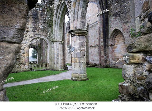 Bolton Abbey, North Yorkshire, Skipton, England, UK, Europe