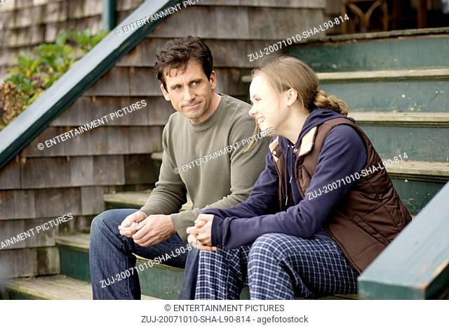 RELEASE DATE: October 2007. MOVIE TITLE: Dan in Real Life. STUDIO: Touchstone Pictures. PLOT: A widower finds out the woman he fell in love with is his...