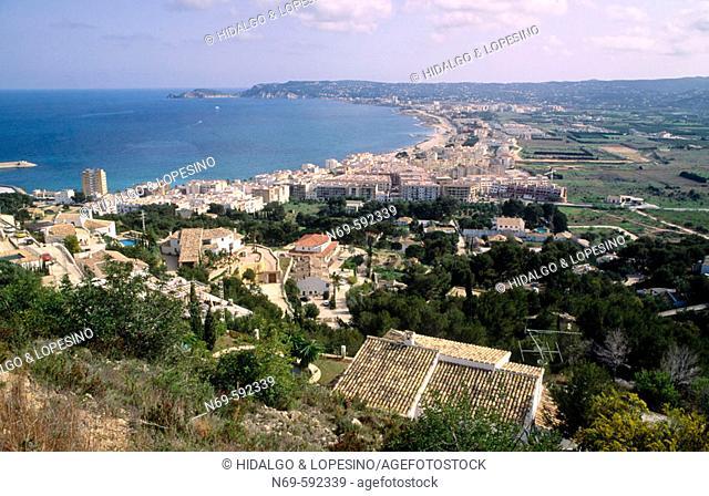 Javea. Alicante. Spain
