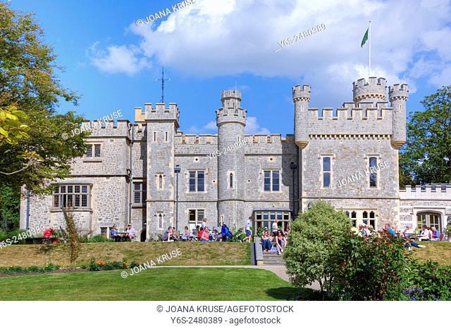 Whitstable Castle, Whitstable, Kent, England, United Kingdom