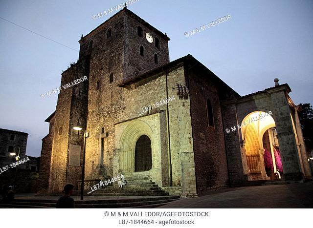 Santa Maria de Llanes, Asturias, Spain