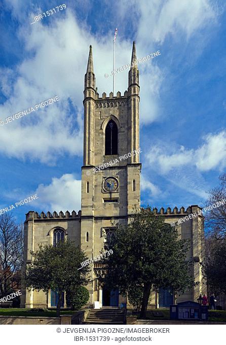 The Parish Church of St John The Baptist, Hight Street, Windsor, Berkshire, England, United Kingdom, Europe