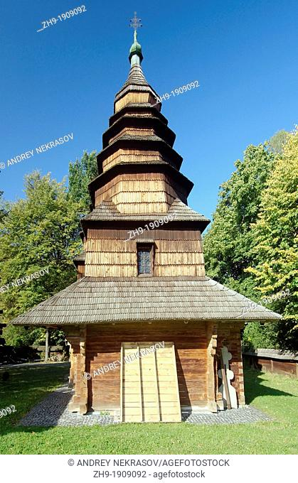 old wooden Christian church, Lviv, Ukraine, Eastern Europe