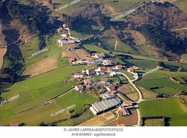 Azkizu, Getaria, Gipuzkoa, Basque Country, Spain