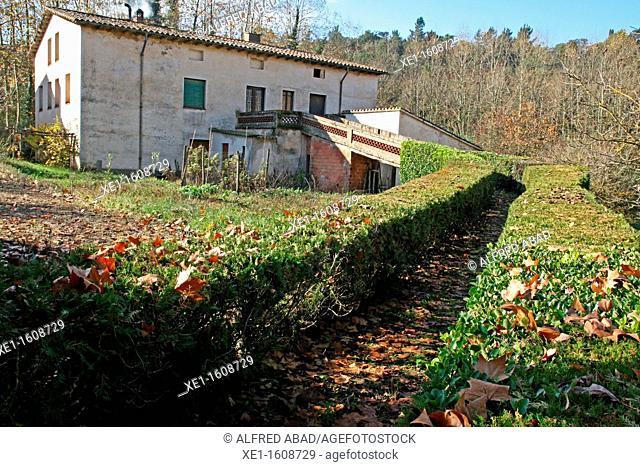 Cottage, Vallgorguina, Catalonia, Spain