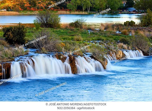 Ruidera Lagoons, Lagunas de Ruidera Natural Park. Albacete and Ciudad Real provinces, Spain