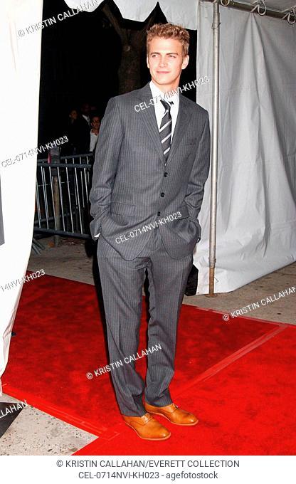 Hayden Christensen at arrivals for AWAKE Premiere Sponsored by The New York Observer, Chelsea West Cinemas, New York, NY, November 14, 2007